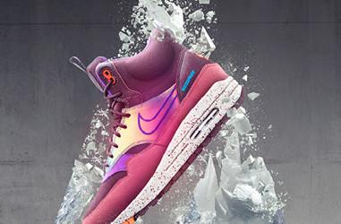 Nove trendi Nike Sneakerboots!
