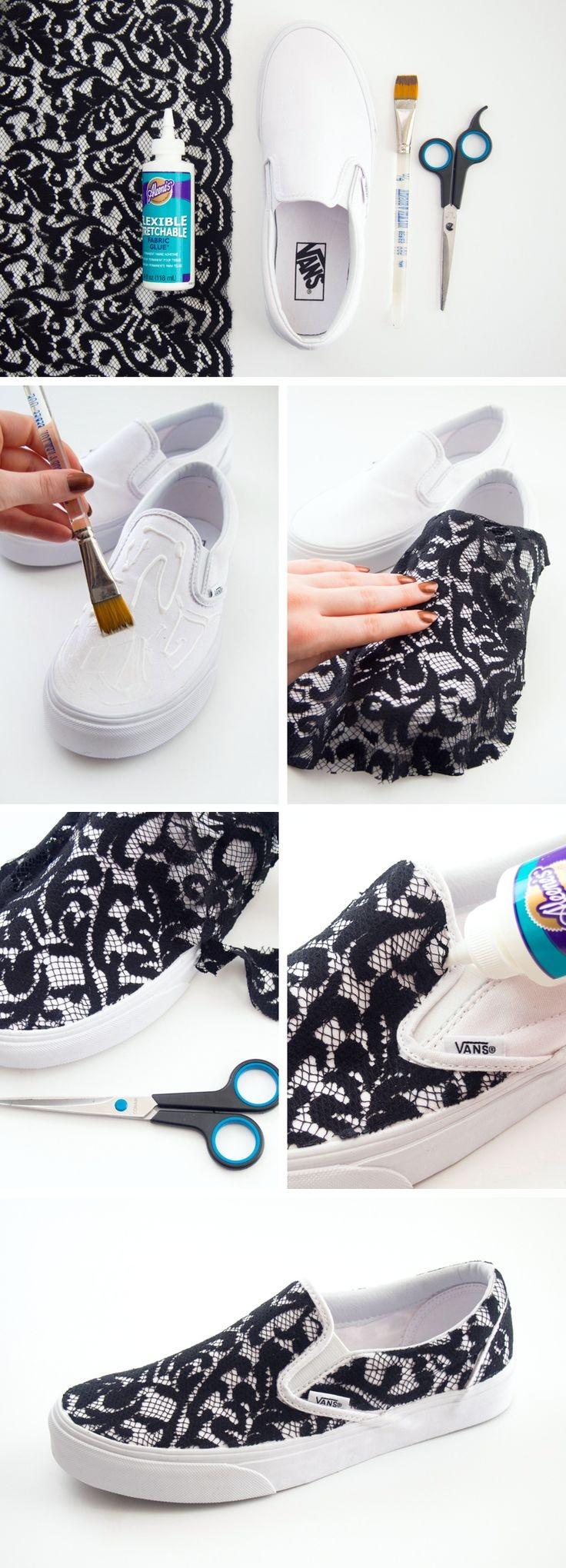 kako obnoviti cipele