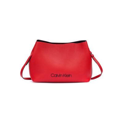 Ženska torba Calvin Klein Jeans (crvena boja)