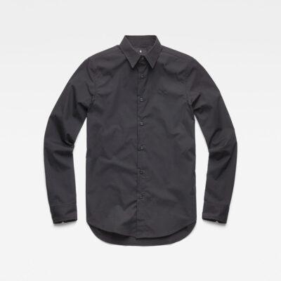 Muška košuja (bijela/crna boja)