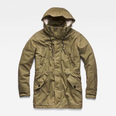 Muška jakna (zelena boja)