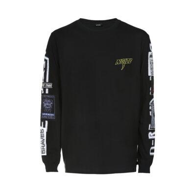 Muška majica Diesel (crna boja)