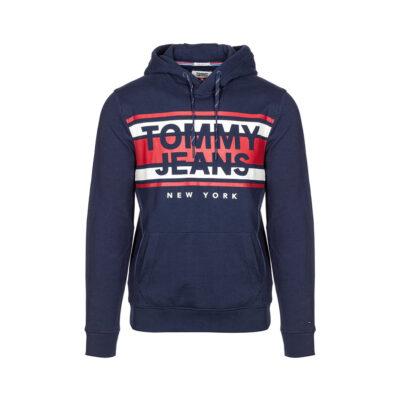 Muška majica Tommy Jeans (tamno plava boja)
