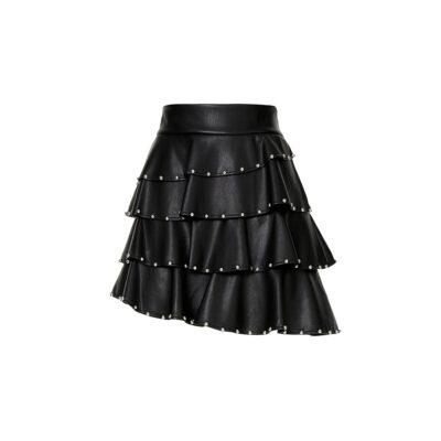 Ženska suknja Liu Jo (crna boja)