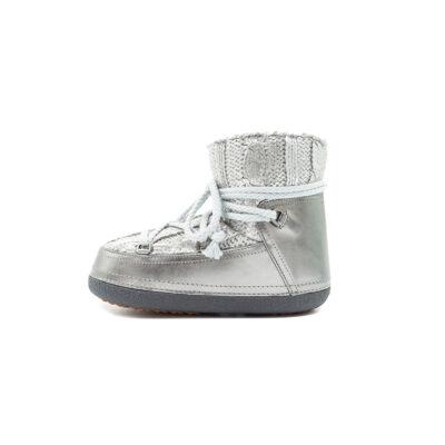 Ženska čizma (srebrna boja)