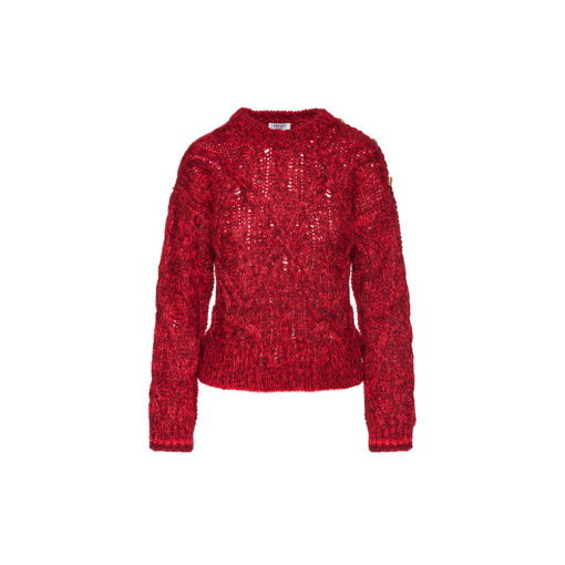 Ženski džemper Liu Jo (crvena boja)