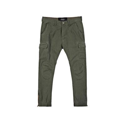 Muške hlače Replay (zelena boja)