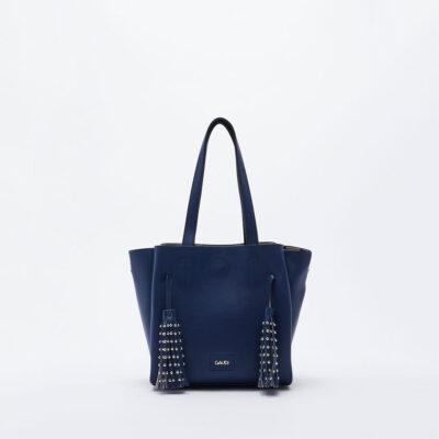 Ženska torba Gaudi (tamno plava / crna boja)