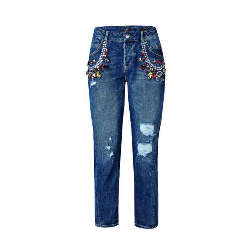 Ženske denim hlače Guess (traper)