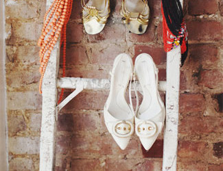 Cipelice na ljestvama/lojtri/skalama
