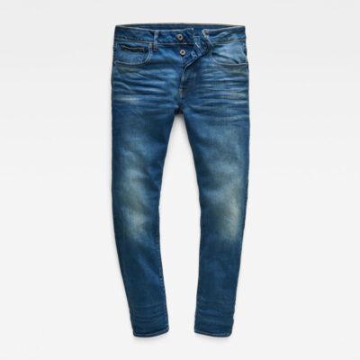 Muške denim hlače (traper boja)