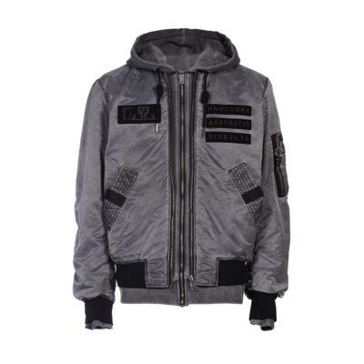 Muška jakna Diesel (Siva boja)