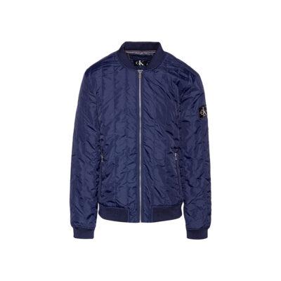 Muška jakna Calvin Klein Jeans (tamno plava boja)