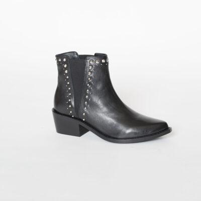 Ženska cipela Gaudi (crna boja)