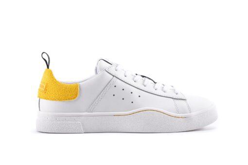 Muška tenisica Diesel (crna / žuta boja)