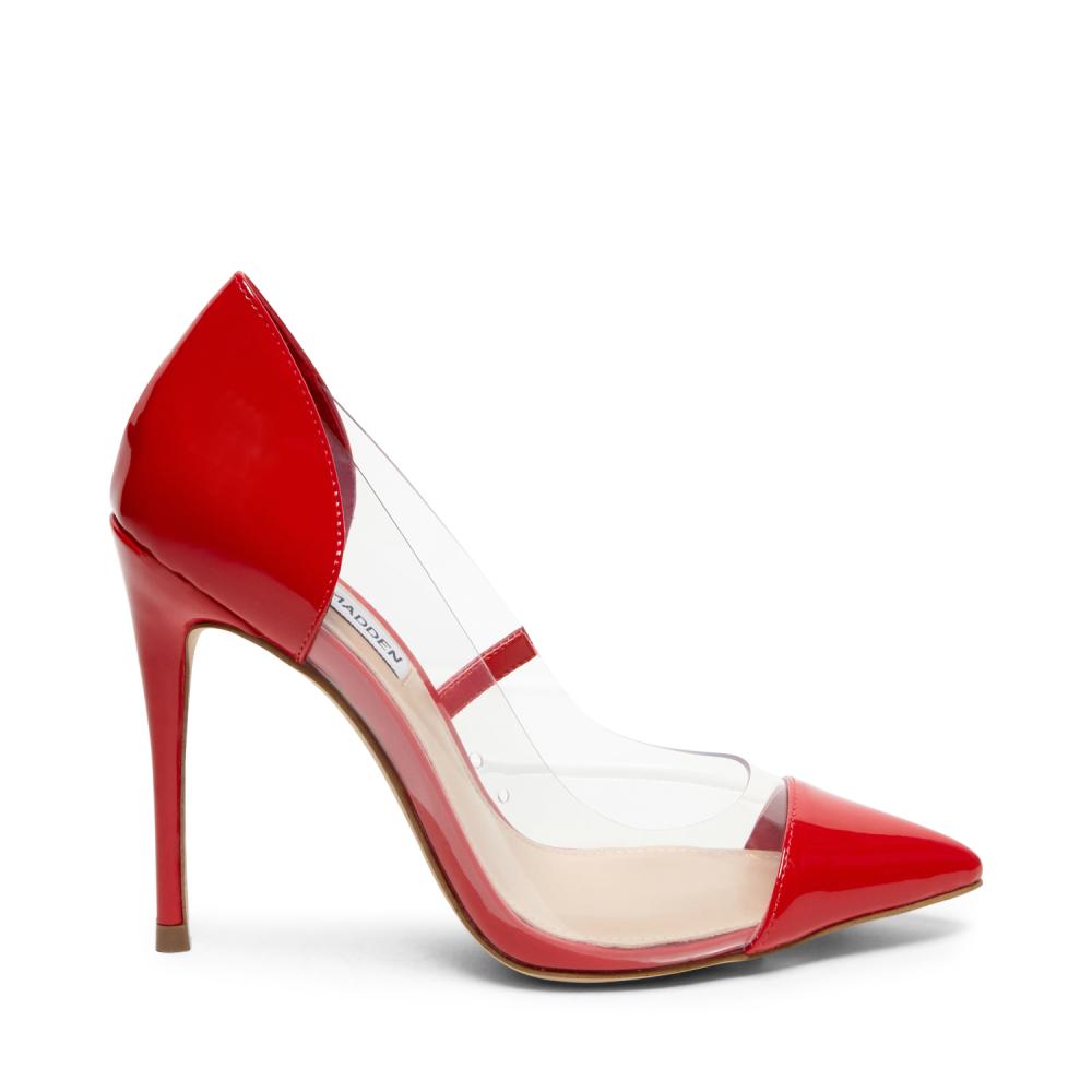 Ženska cipela Steve Madden (crvena boja)