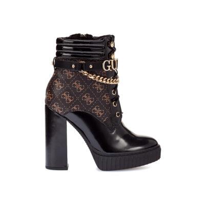 Ženske čizme Guess (crna boja)