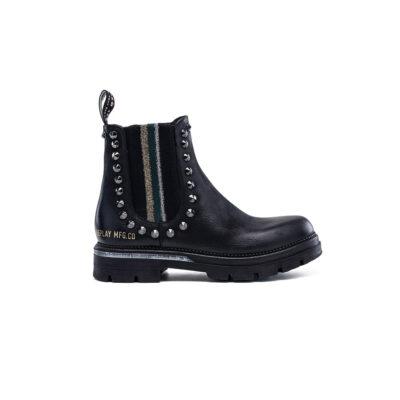 Ženske cipele Replay (crna / crvena boja)