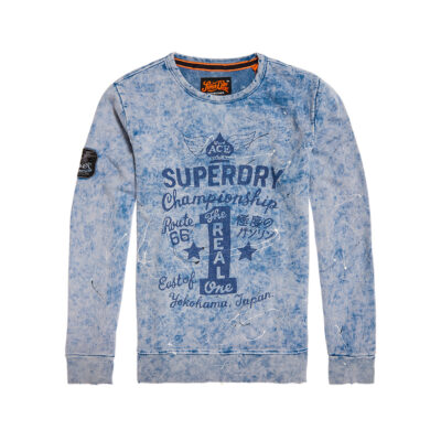 Muška majica Superdry (plava boja)